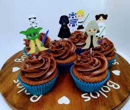 Cupcakes decorados / personalizados