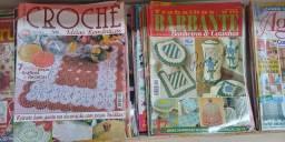 Título do anúncio: Diversas revistas de artesanatos variados