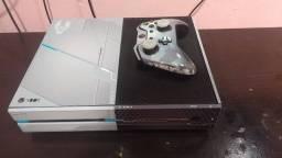 Xbox One Fat + kit refrigeração + Adesivo , Semi novo