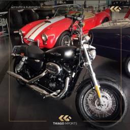Harley Davidson Sportster XL1200 CB Custom Limited 2017