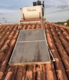 Vendo Aquecedor solar, 250ltrs