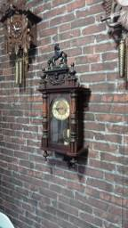 Título do anúncio: Relógio Parede Antigo - Duas Setas