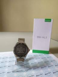 SMARTWATCH BLITZWOLF BW-HL3 PRATA