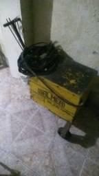 Vendo aparelho de solda valmer 300 amperes