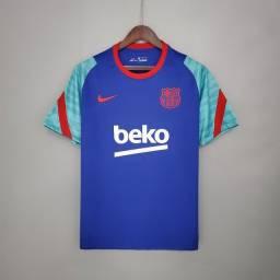 Camisa Barça treino 21