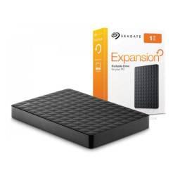 HD Externo Seagate 1tb - Novo