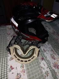 Vendo capacete  NOS
