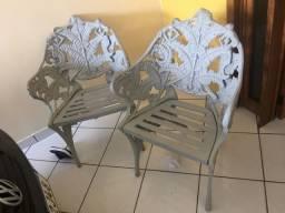 Conjunto cadeiras.