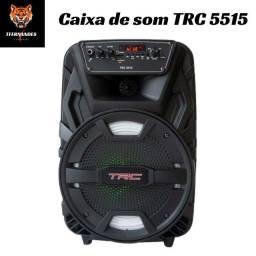 Caixa amplificada TRC 5515 150W