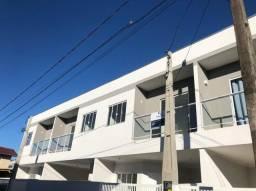 Sobrado de 3 dormitórios 90m² Financiável Cordeiros Parte alta Aceita-se carro