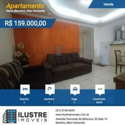 Apartamento a venda 2 quartos Ótima localização!