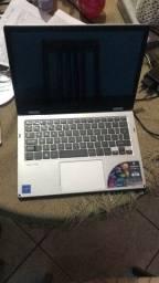 Notebook Positivo tela 360?