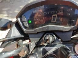 HONDA CB TWISTER 250cc 2018 Vermelha