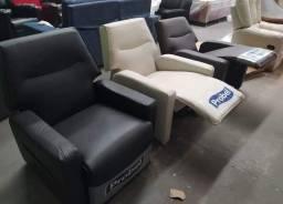 Poltronas reclinável