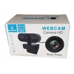 Título do anúncio: Webcam Full Hd 1080p câmera para notebook, computador, videoconferência, trabalho  lehmox