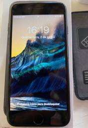 IPhone 7 Black 256gb - OPORTUNIDADE