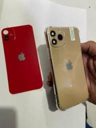 Pelicula transformação iphone
