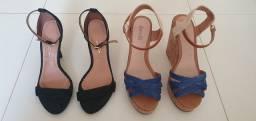 Título do anúncio: Vendo sapatos de marca em ótimo estado