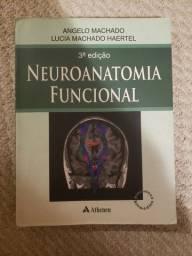 Livro de Neuroanatomia Angelo Machado