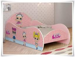 Título do anúncio: Apenas HOJE!!!! Promoção LOL Cama Infantil de Personagens - Só R$499,00