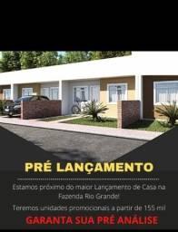 CLÉO casas com entrada parcelada