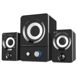Título do anúncio: Caixa de Som Alto-falante Power Bass Sound System