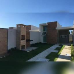 Casas no Eusébio Com Churrasqueira e Chuveirão