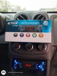 Título do anúncio: Som MP3, pega Bluetooth pendrive.