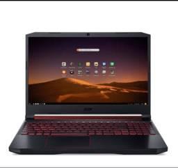 Notebook Acer nitro 5 Intel i7 9th SSD 128GB RAM 8GB GTX 1650 4GB 1TB HD