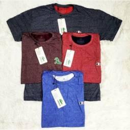 Título do anúncio: Camisa Básica estilo Dry-fit