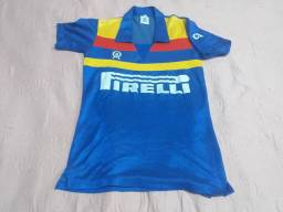 Camisa vôlei anos 80 .raridade .tamanho p adulto .