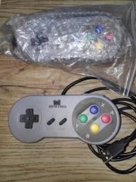 Controle SNES USB