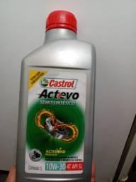 Vendo óleo Castrol 10W-30