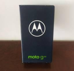 MotoG30 128GB NOVO