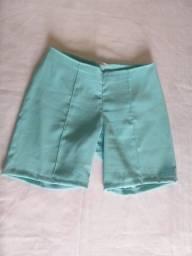 Bermudas e Shortes tecido