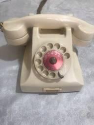 Telefone em baquelite anos 50