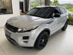 Land Rover Evoque Dynamic 4wd 2.0 Aut. 2015 Top de Linha 9 Marchas