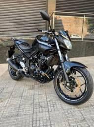 Yamaha MT 03 2019 ABS - impecável