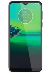 Smartphone Moto G8 Play, Preto, 32GB, Tela 6.2 HD+, Câmera 13MP
