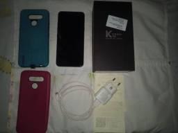Vendo LG K12 Max 32Gb completo