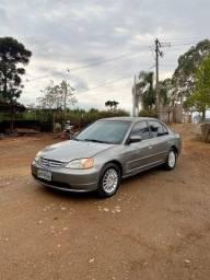 Título do anúncio: Honda Civic LXL 2003 automático