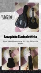 Cavaquinho Gianinni Elétrico