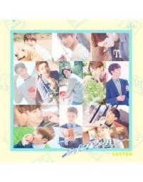 Álbum do Seventeen - Love Letter (Versão First Letter)