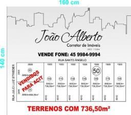 Terrenos na Vila Industrial em Toledo