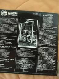Disco da primeira conquista do Grêmio na libertadores (Novinho)