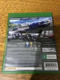 Forza Motorsport 6 - Edição 10 Anos - Midia Fisica Novíssimo
