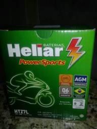 Vendo uma bateria Heliar