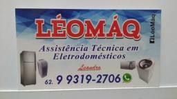 Assistência técnica em: máquina de lavar, Geladeiras e outros