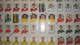 Figurinhas da Copa Do Mundo RÚSSIA 2018 (155 Figurinhas)