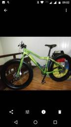 Fat Bike KHS aro 26 com pneus 4.0